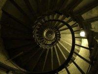 Treppe im Monument